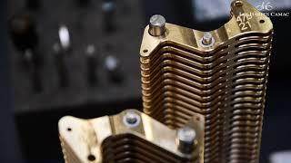 La Minute Camac : Orfèvre du son - 60 Seconds with Camac Harps: the goldsmiths of the sound