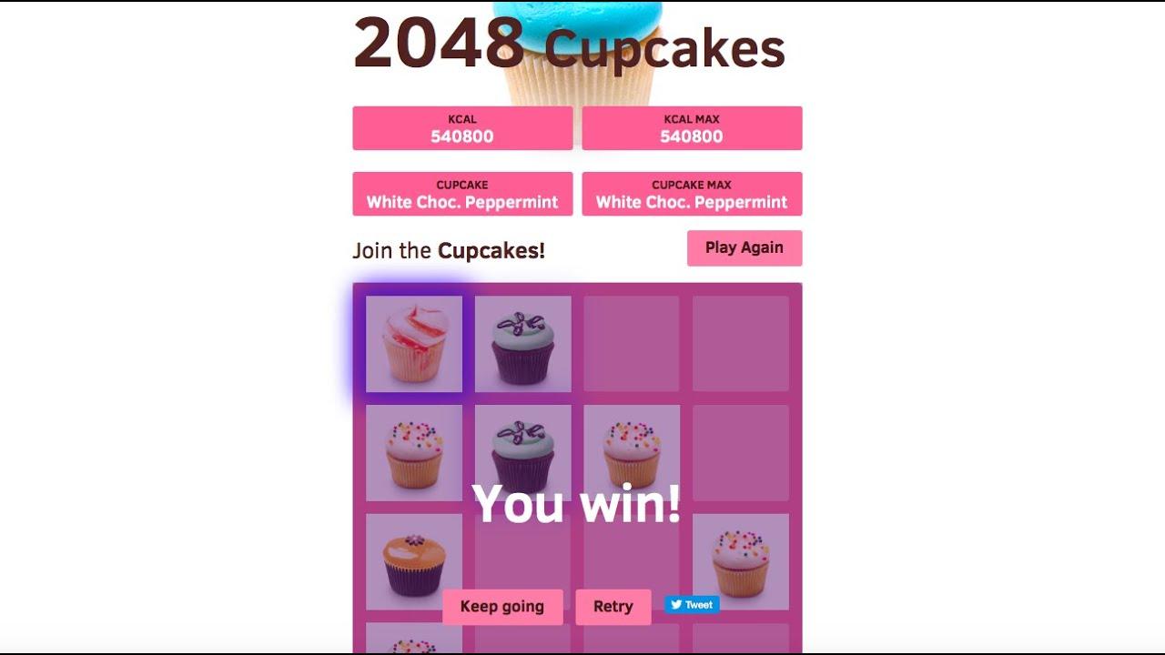 20 Cupcakes WIN   YouTube