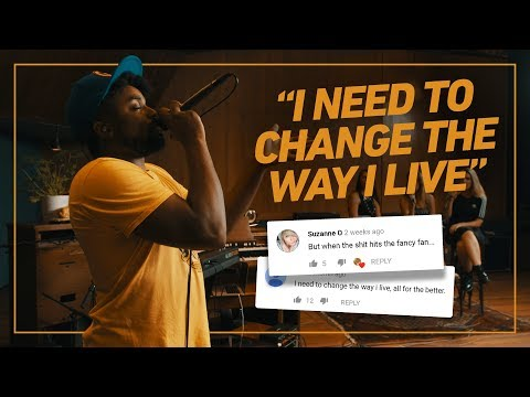 Our FOLLOWERS Wrote A Song About CHANGE: 'For The Better' | Comment Sessions