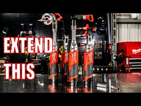 Milwaukee M12 FUEL Extended Reach Ratchets Review