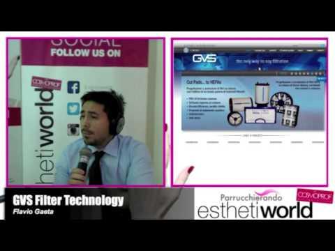 Esthetiworld2013: GVS Filter Technology