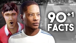 90+1 Facts About FIFA!