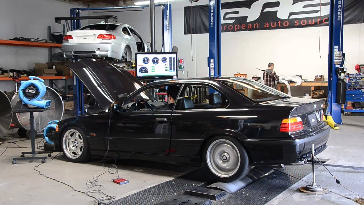 1996 bmw e36 m3 s54 engine swap dyno youtube. Black Bedroom Furniture Sets. Home Design Ideas