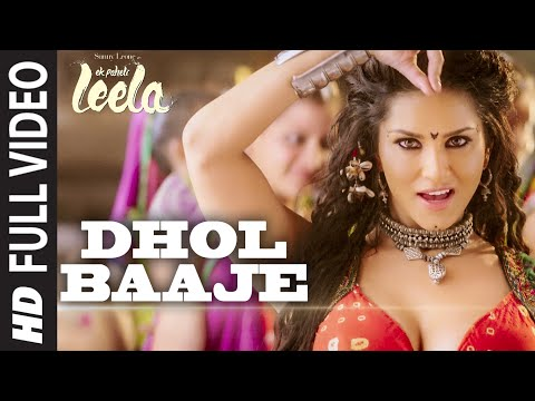 'Dhol Baaje' FULL VIDEO Song | Sunny Leone | Meet Bros Anjjan ft. Monali Thakur |Ek Paheli