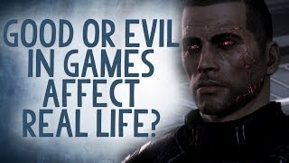 Could being Good or Evil in games affect real life? - Reality Check
