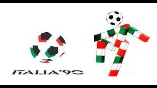 Inglaterra 1x0 Bélgica Copa 1990 -Oitavas- Bandeirantes