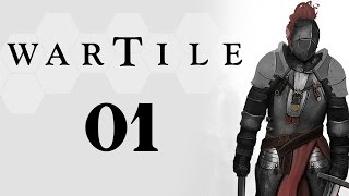 WARTILE Gameplay - Part 1 (STRATEGIC TABLETOP COMBAT - Let's Play WARTILE)