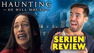 Spuk in Hill House - Staffel 1 | Kritik / Review | NETFLIX