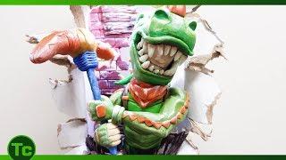 Fortnite rex skin - polymer clay tutorial