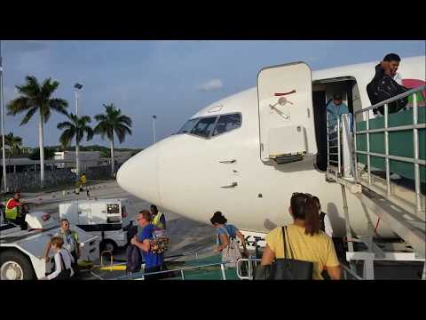Cayman Airways- Miami to Grand Cayman montage