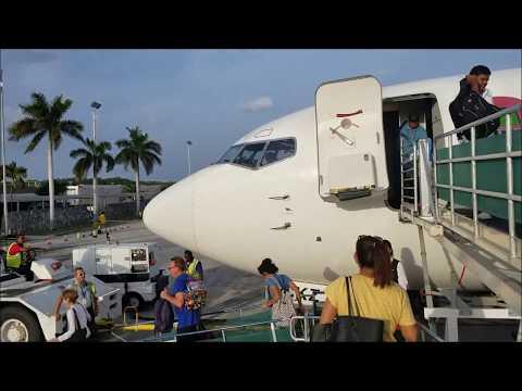 Cayman Airways- Miami to Grand Cayman montage