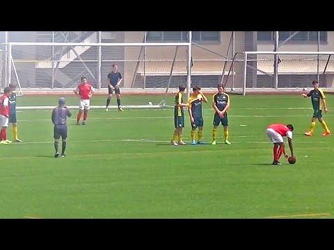 "Amazing Goalkeeper Reflex & Saves by German Amateur ""Jan""   freekickerz from YouTube · Duration:  1 minutes 55 seconds"