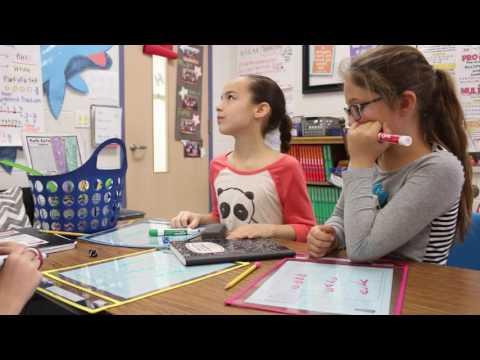 Classroom Spotlight: Ms. Blanchette, North Topsail Elementary