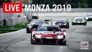 LIVE MAIN RACE - MONZA - Blancpain Endurance Series 2019