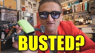Casey Neistat under investigation by the FAA