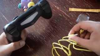 Перша розпакування товарів з Китаю Micro USB і Сумка з Майже Задарма