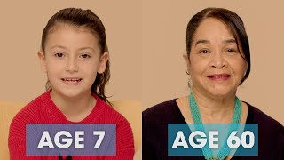 70 Women Ages 5 to 75: What If You Won the Lottery? | Glamour
