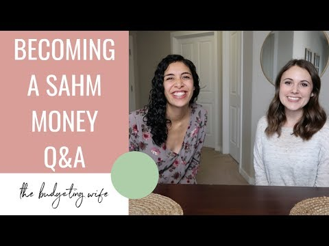 BECOMING A STAY-AT-HOME-MOM MONEY Q&A
