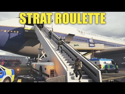 STRAT ROULETTE #9 - Rainbow Six Siege