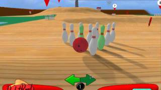 rocket bowl cource 1