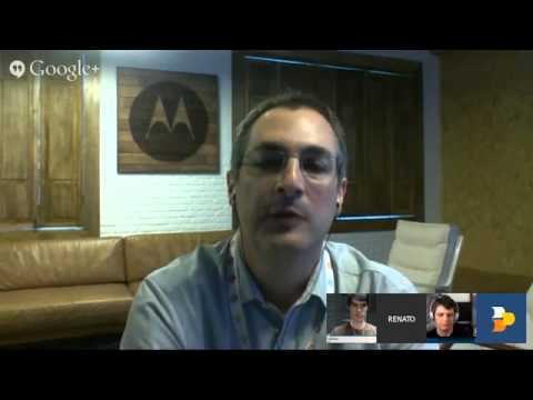 Lançamento do novo Moto X com os blogueiros Thiago Mobilon e Nick ...