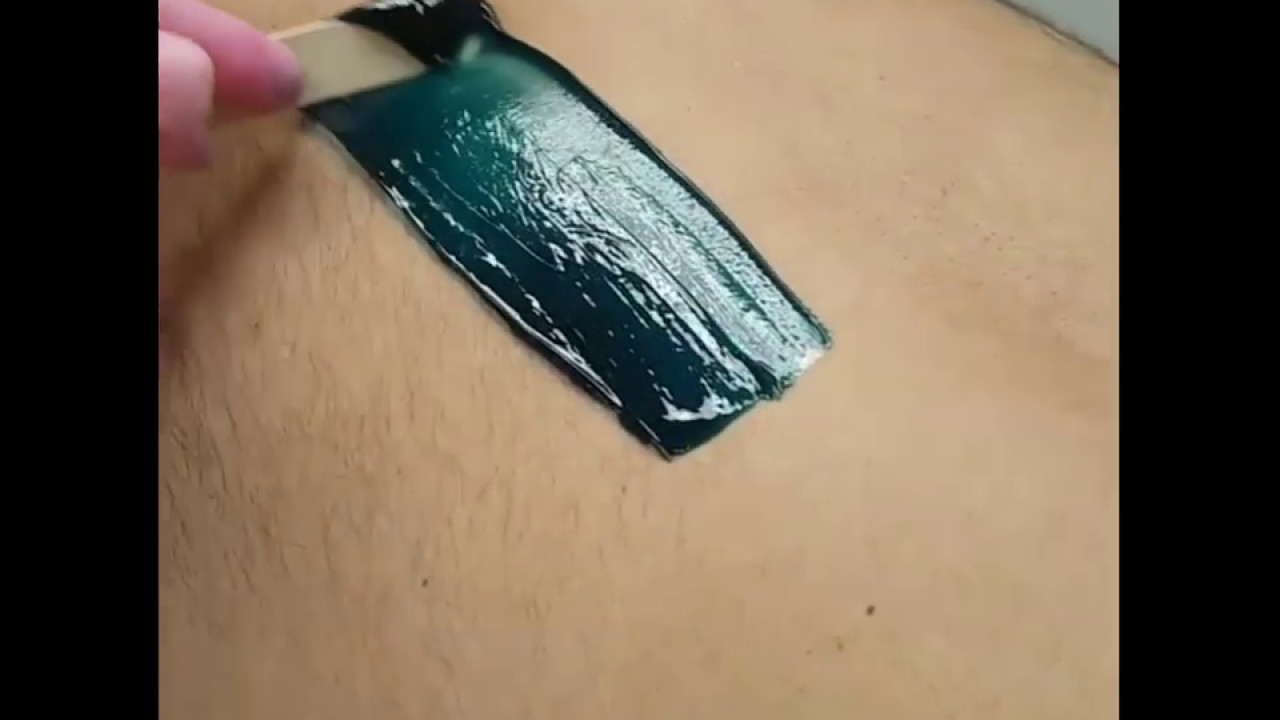 removal hair system strips wax No