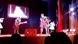 "Steam Powered Giraffe ""Brass Goggles"" Live in Ever"