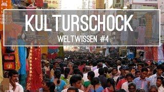 KULTURSCHOCK und wie man ihn überwindet | WeltWissen #4