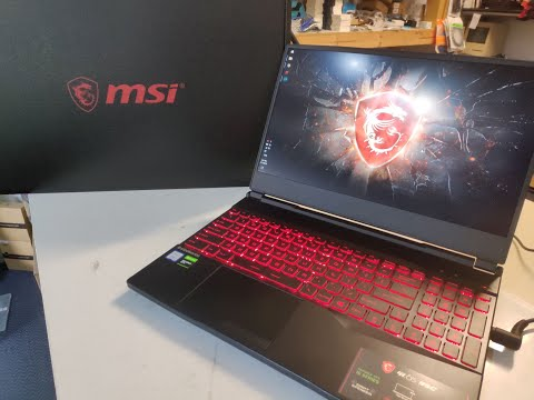 MSI GL65 Laptop Review [english]