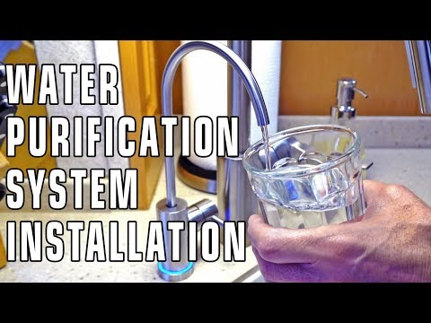 How To Install An RV Water Purification System