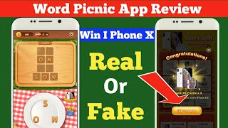 Word Picnic App Review |Word Picnic App Payment Proof|Word Picnic App Real Or Fake|Earn Paypal Cash screenshot 5