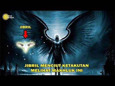 Malaikat Jibril ketakutan sampai Menciut melihat Malaikat ini ketika datang menemui Rasulullah