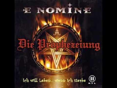 E nomine - Mysteria (Letter)