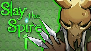 THE POISONOUS TURTLE TACTIC - The Silent Run #1 - Slay the Spire