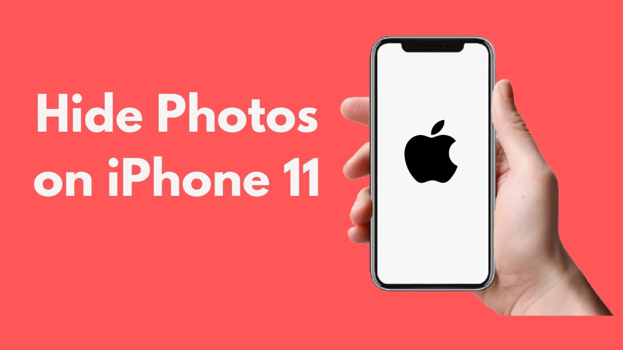 iPhone 11 : How to Hide Photos on iPhone 11 (No App, No ...