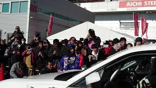 トヨタガズーレーシングフェスティバル AKB48 team8 フジスピードウェイ.