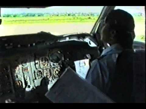 Thumbnail: PIA Airbus A300 Take-off from Karachi Airport in 1994