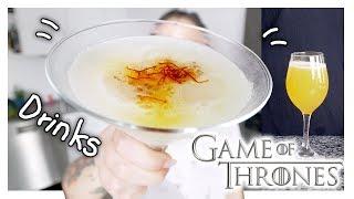 Wie schmecken Getränke aus Game of Thrones!