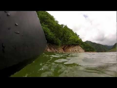 Day Camp & カヌーツアー in ならまた湖 (2012年7月8日)