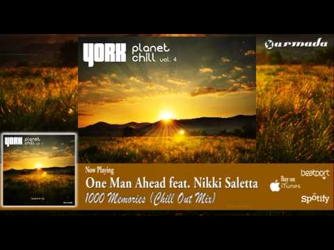 One Man Ahead feat. Nikki Saletta - 1000 Memories (Chill Out Mix)