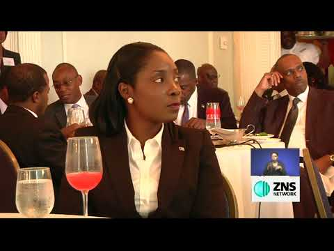 IDB SPONSORS THE PUBLIC FINANCIAL MANAGEMENT & PERFORMANCE MONITORING REFORM