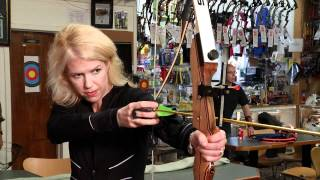 How to Shoot an Arrow Like Katniss Everdeen