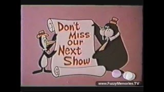 The Underdog Show (Syndicated Version - Closing Credits)