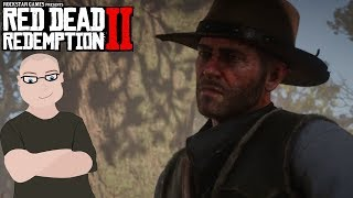 Fishing, Bounty Hunting & Setps - Red Dead Redemption II Part 11 (Twitch Stream)