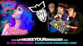 Katy Perry - Teenage Dream (Dubstep Electro Remix - Bombs Away)