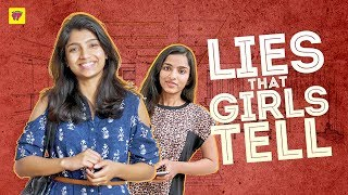 Lies that Girls Tell | Girl Formula | Chai Bisket