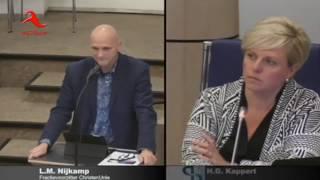 Dalfsen: Gemeenteraad van 6 november 2017 - incompleet