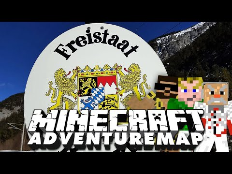 Wahl-o-Mat aus Bayern  🎮 Adventure-Map Eternal Fire #14