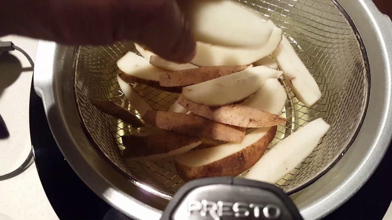 how to cook homemade potato wedges