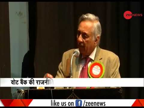 Mani Shankar Aiyar stirs up controversy over his statement on Ram Temple